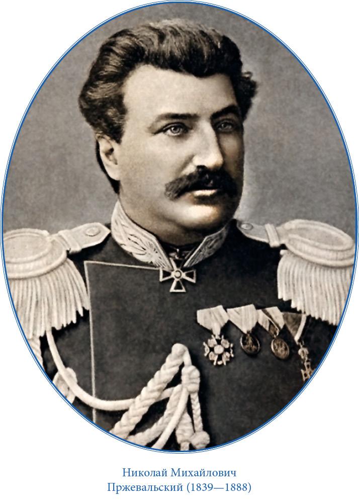 Н. Пржевальский.