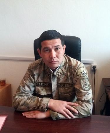 Д. Алдербаев.